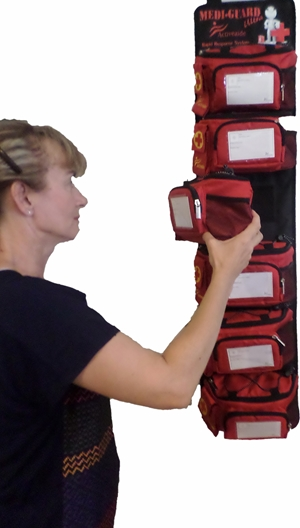 Mediguard Ultra – Rapid response first aid system for schools