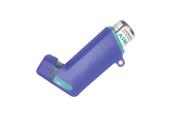 Skinhaler (Asthma Inhaler Case) Purple