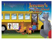 Jeremy's First School Camp