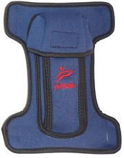 Blue Sports Holder