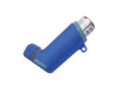 Skinhaler (Asthma Inhaler Case) Blue