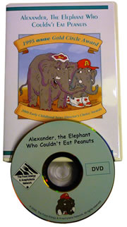 Alexander, The Elephant Who Couldn't Eat Peanuts